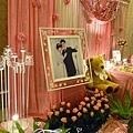 平鎮茂園和漢美食館婚禮佈置 (2)
