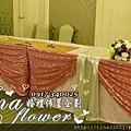 平鎮茂園和漢美食館婚禮佈置 (3)