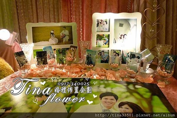平鎮茂園和漢美食館婚禮佈置 (5)