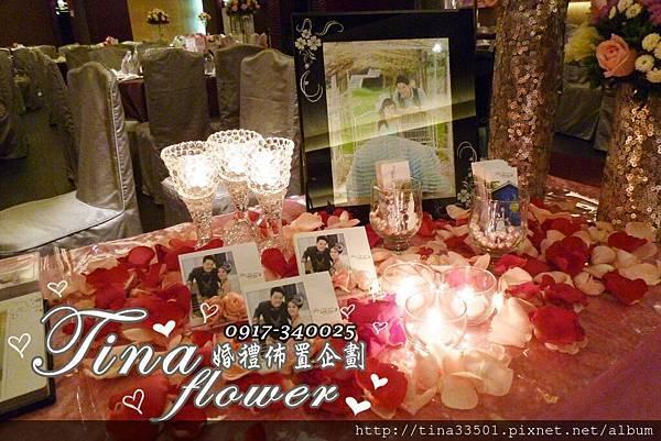 城堡風婚禮佈置 (10)
