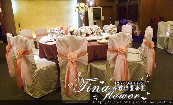 城堡風婚禮佈置 (12)