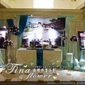 Tiffany禮物風婚禮佈置 (7)