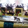 Tiffany禮物風婚禮佈置 (8)