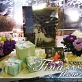 Tiffany禮物風婚禮佈置 (15)