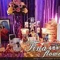 隆興餐廳婚禮佈置 (1)