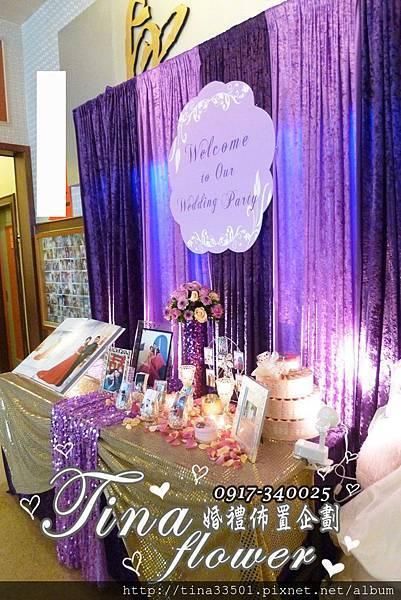隆興餐廳婚禮佈置 (3)