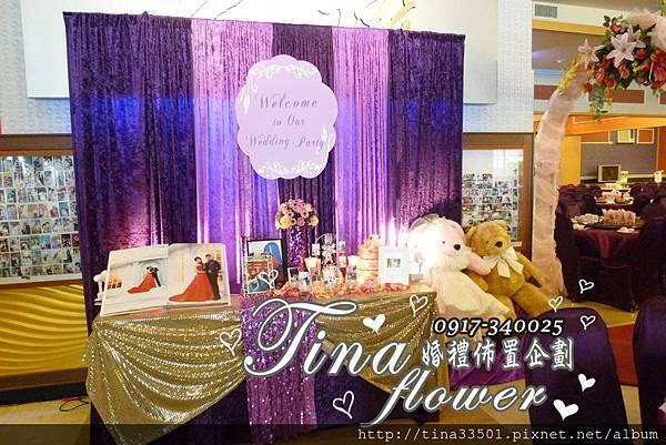 隆興餐廳婚禮佈置 (11)