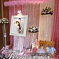 欣宴花園餐廳婚禮佈置 (1)