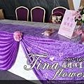欣宴花園餐廳婚禮佈置 (9)
