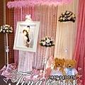 欣宴花園餐廳婚禮佈置 (12)