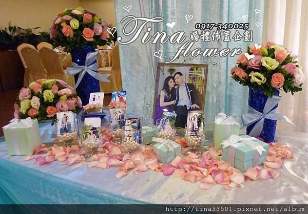 新陶芳餐廳婚禮佈置 (11)