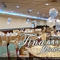 新陶芳餐廳婚禮佈置 (13)