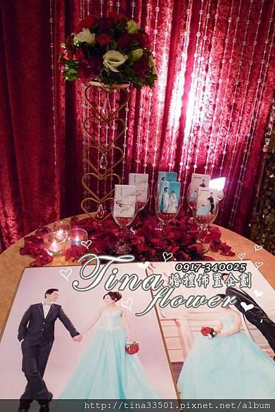 錦家婚禮佈置 (2)