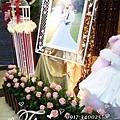 香江婚禮佈置 (1)