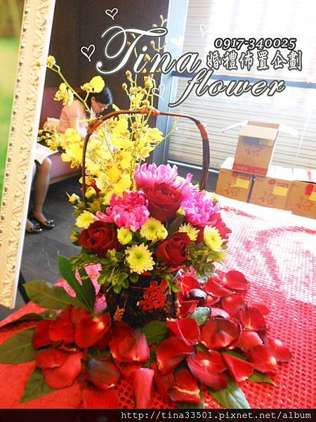 南方莊園婚禮佈置 (5)