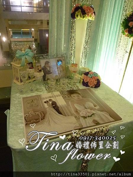 南方莊園(莊園餐廳)婚禮佈置(1).JPG