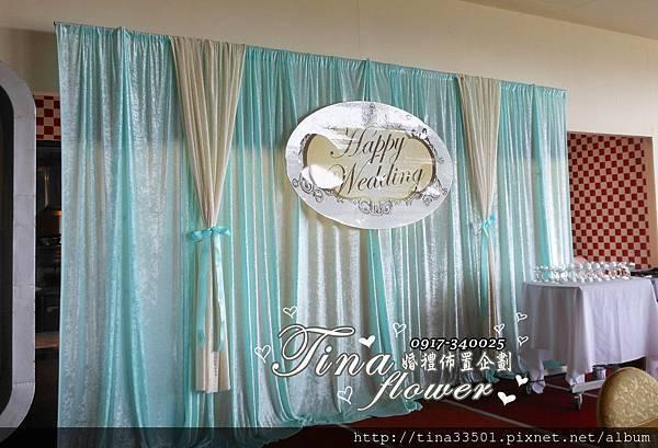 南方莊園(莊園餐廳)婚禮佈置(5).JPG