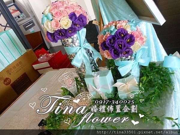南方莊園(莊園餐廳)婚禮佈置(8).JPG