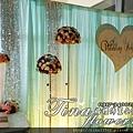 南方莊園(莊園餐廳)婚禮佈置(9).JPG