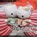 Hello Kitty背板婚禮佈置 (7).JPG