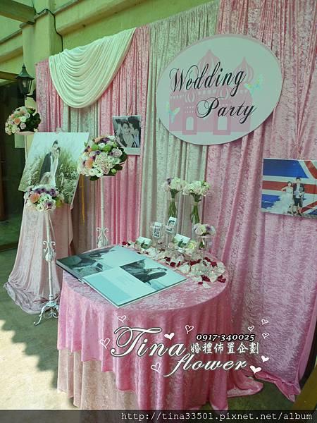 烏樹林餐廳婚禮佈置 (17).JPG