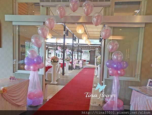 蘿莎會館婚禮佈置 (5).JPG