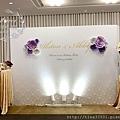 威斯汀酒店婚禮佈置 (13).jpg