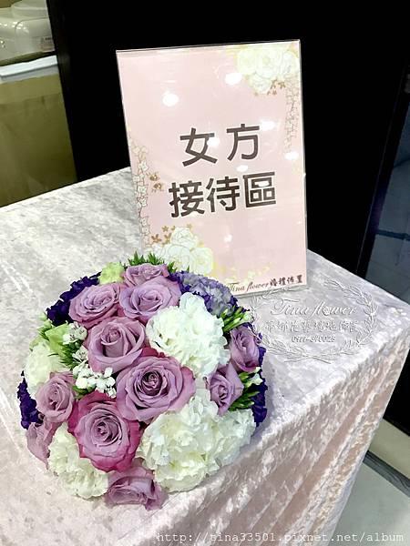 龍潭小橋流水餐廳婚禮佈置 (5).jpg