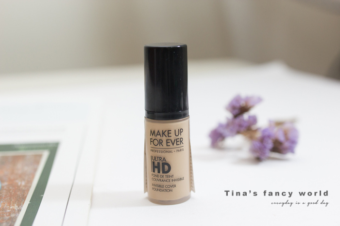 MAKE UP FOREVER HD超進化無暇粉底液