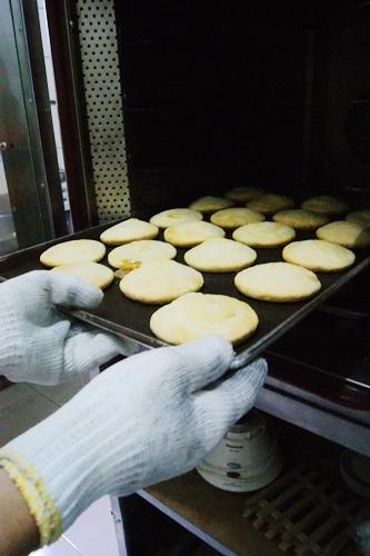 牛奶糖酥餅製作過程9