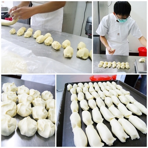 牛奶糖酥餅製作過程6