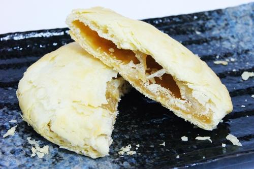 牛奶糖酥餅製作過程10