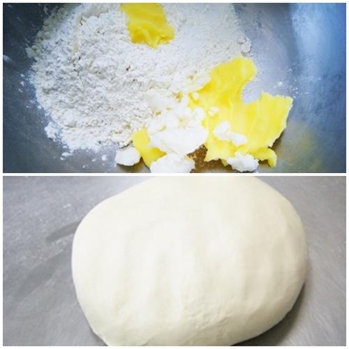 牛奶糖酥餅製作過程5