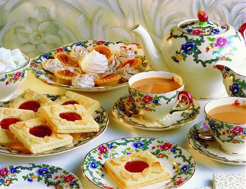 下午茶搭配