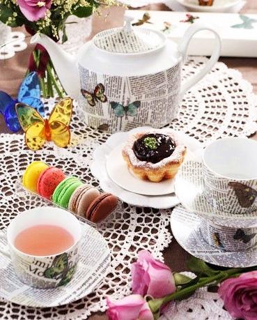 下午茶文化