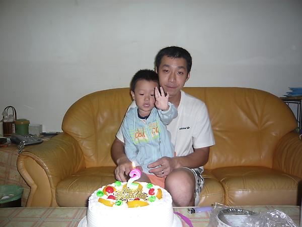 今天是我的2歲生日