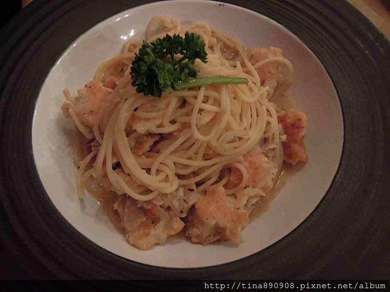 1051115-皮耶諾部門聚餐 (47)-蒜香白酒雞肉義大利麵.jpg