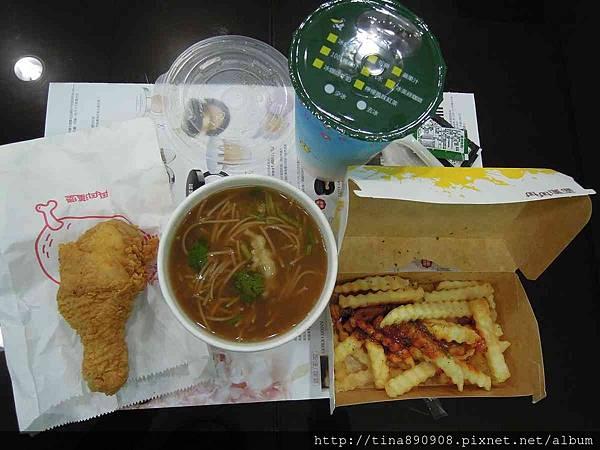 丹丹漢堡-1號餐83-1060218-辦公室週六補班午餐.jpg