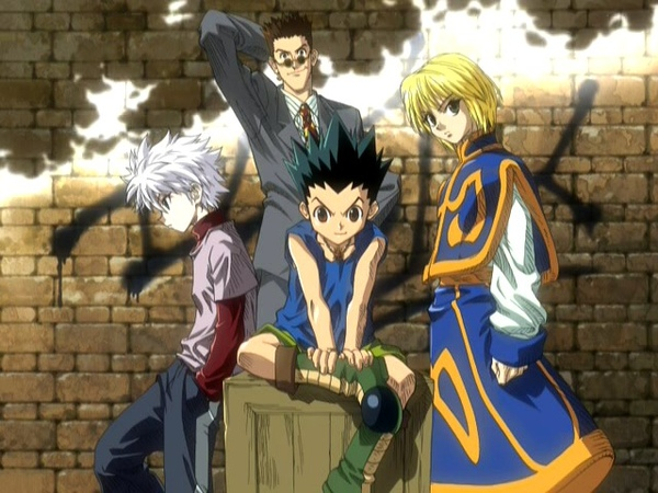 HunterXHunter 3
