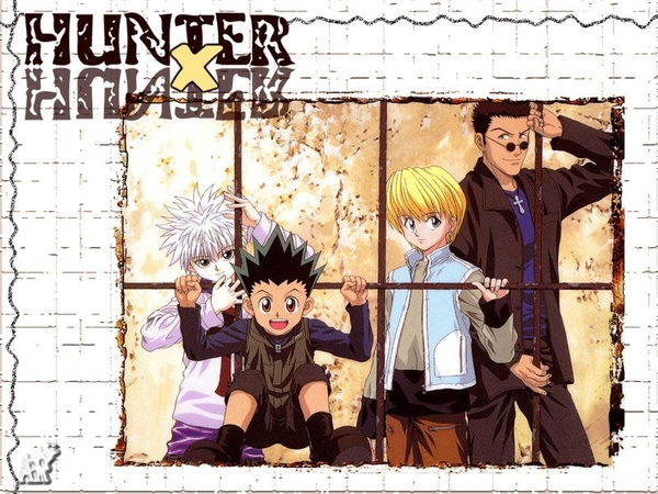 HunterXHunter 4