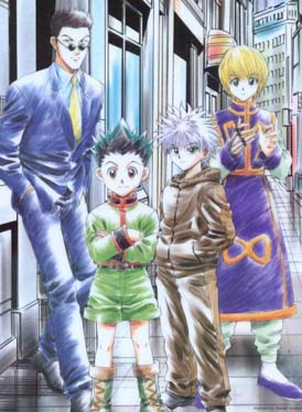 HunterXHunter 6