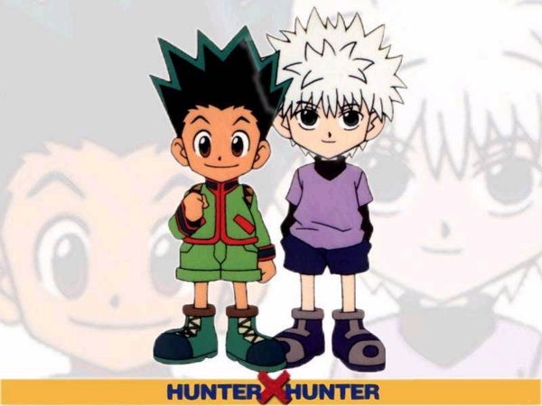 HunterXHunter 10
