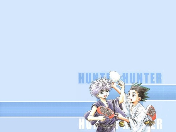 HunterXHunter 13