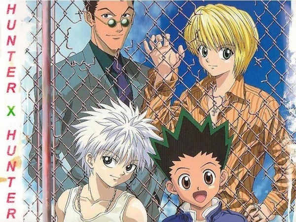 HunterXHunter 21
