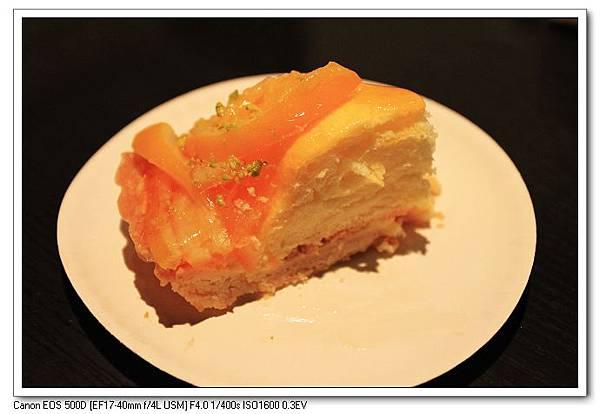 蛋糕切面圖