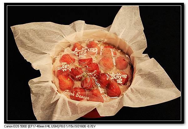 草莓之丘-六吋