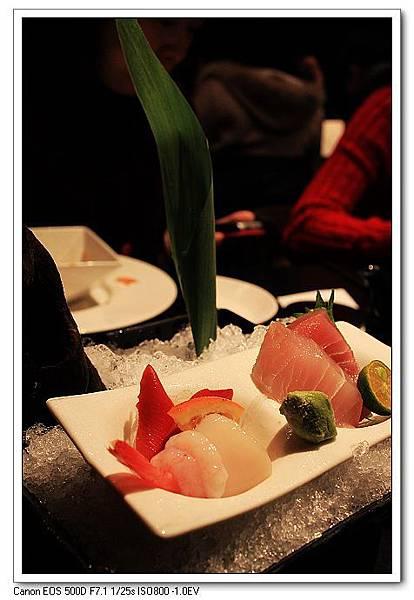 16刺身-季節鮮魚刺身