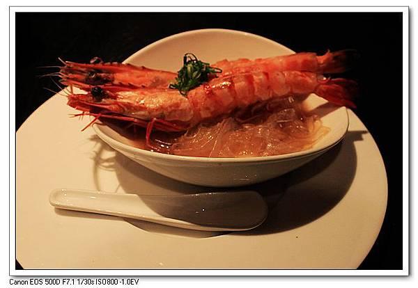 20煮物-醬燒蒜香鮮蝦