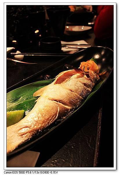 37強肴-鹽烤季節鮮魚