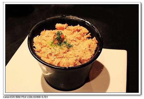 41食事-鮭魚季飯
